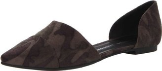 Chinese Laundry Women's Easy Does It Camo Flat