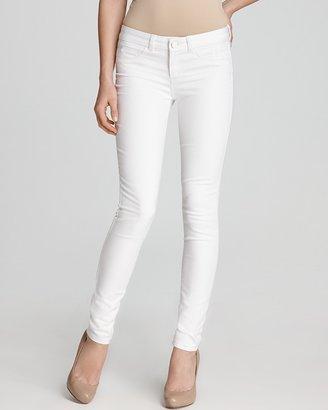 SOLD design lab Jeans - White Skinny