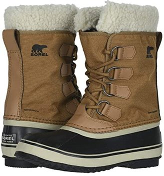 Sorel Winter Carnivaltm (Black/Stone 1) Women's Cold Weather Boots