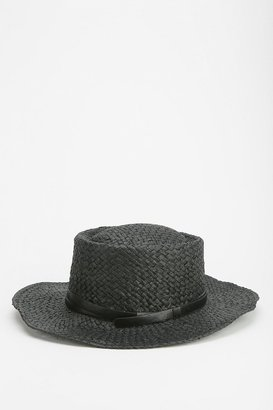 Urban Outfitters Telescope Straw Panama Hat