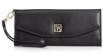 Style&Co. Wallet, Exotic Clutch with Wristlet Strap
