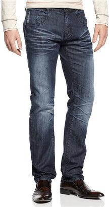 INC International Concepts Jeans, Ernie Slim Fit Bootcut Jeans