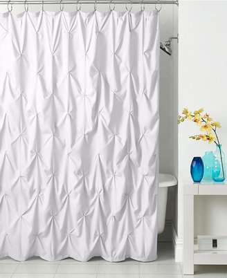Park B. Smith Pouf Shower Curtain