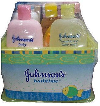 Johnson & Johnson Johnson's Bathtime Essentials Gift Set