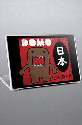 MusicSkins Domo - Peace Hope for 13, 15, 17 Inch Laptop For Mac & PC
