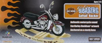 Kid Kraft Harley-Davidson Roaring Rocker - Girls