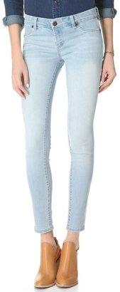 Blank Skinny Ankle Jeans