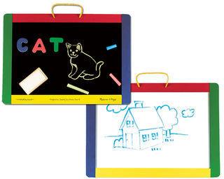 Carter's Melissa & Doug Magnetic Chalkboard / Dry-Erase Board