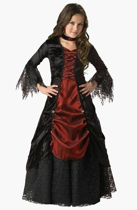 Incharacter Costumes 'Gothic Vampiress' Dress & Choker (Little Girls & Big Girls)