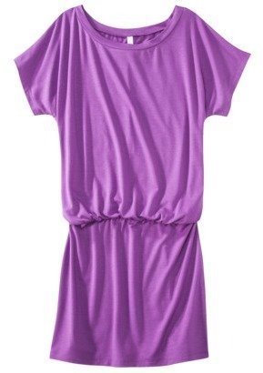 Mossimo Juniors Boxy Top Body Con Dress - Assorted Colors