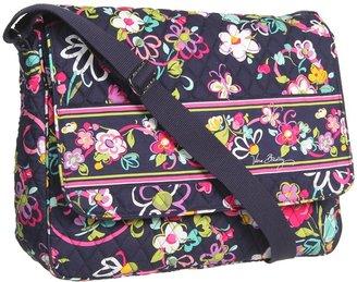 Vera Bradley Messenger (Ribbons) Cross Body Handbags
