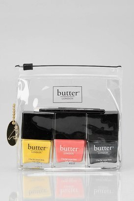 Butter London Punk Rock Plaid Nail Kit