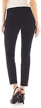 Nicole Miller nicole by Seamed Ankle Pants