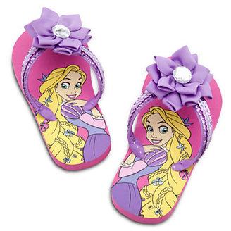 Disney Rapunzel Flip Flop for Girls