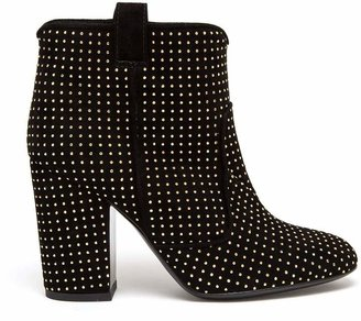 Laurence Dacade 'Pete' studded suede ankle boots