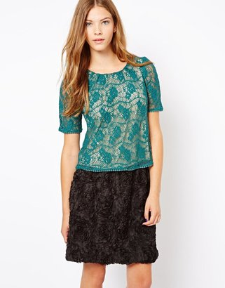 Darling Lace Top
