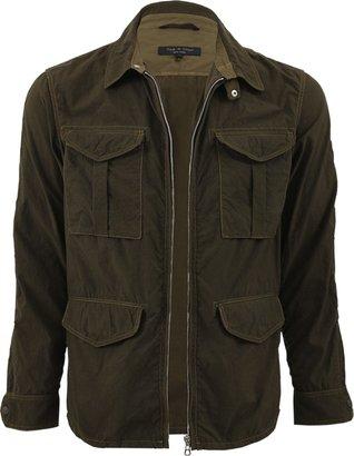 Rag and Bone RAG & BONE Men's Newport Zip Front Utility Jacket