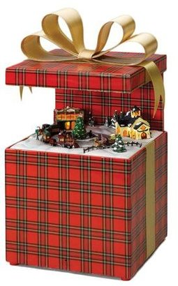 Mikasa Mr. Christmas® Pop Up Music Box, Train