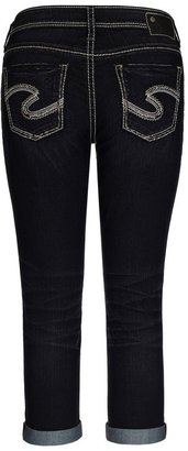 Silver Jeans Suki High Capri By Silver