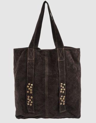 Corsia Large leather bag