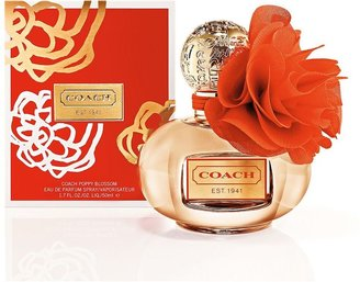 Coach poppy blossom eau de parfum spray - 1.7 oz.