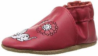 Robeez Kids' Disney Minnie Dots - K Crib Shoe