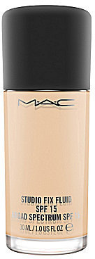 MAC Studio Fix Fluid Foundation SPF 15 $28 thestylecure.com