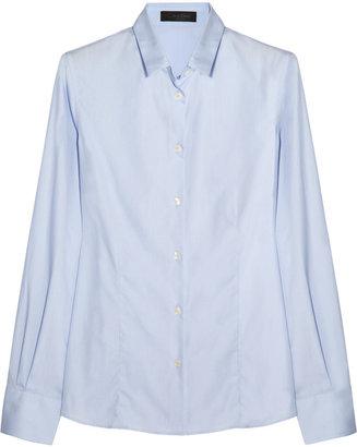 Calvin Klein Collection Louvre cotton shirt