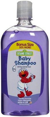Blue Cross Sesame Street Baby Shampoo