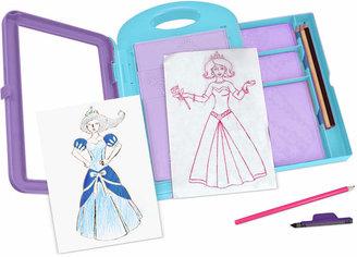 Melissa & Doug Girls' Princess Design Activity Kit