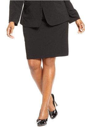 Amy Byer Plus Size Skirt, Pencil