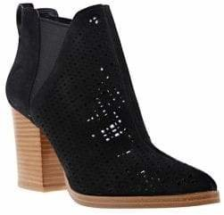 Marc Fisher Leather Point-Toe Booties