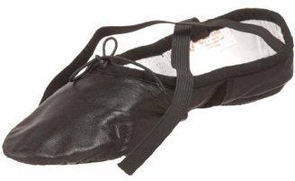 Sansha Silhouette Leather Ballet Slipper