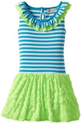Rare Editions Girls 7-16 Tutu Dress