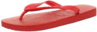 Havaianas Women's Top Flip Flop,Ruby ...