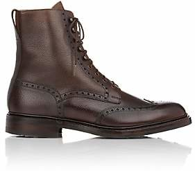 Crockett Jones Crockett & Jones Men's Islay Leather Boots - Dk. brown