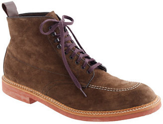 Alden Limited-edition for J.Crew suede 405 Indy boots
