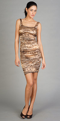 Nicole Miller Holiday Cocktail Dress from