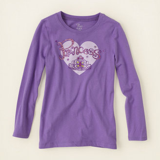 Children's Place Princess graphic tee