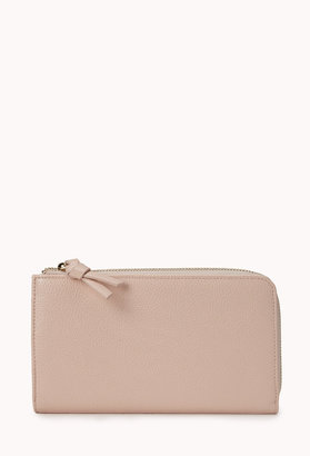 Forever 21 Remixed Faux Leather Wallet
