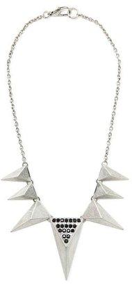 MANGO Spike Pendants Necklace