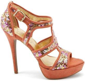 Br.Uno Golden Rose High Heels