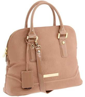 Ivanka Trump Ava Satchel (Taupe) - Bags and Luggage