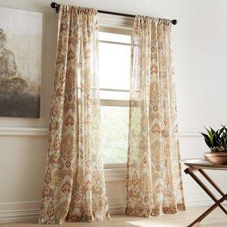Elephant Spice Curtain