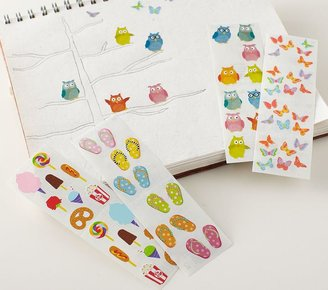 Pottery Barn Kids Stickers