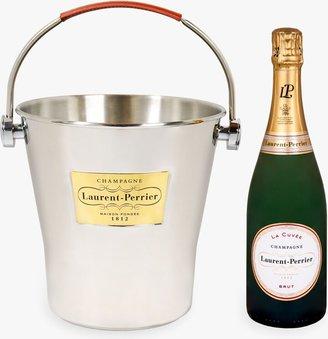 Laurent Perrier Laurent-Perrier Brut Champagne In Ice Bucket, 75cl