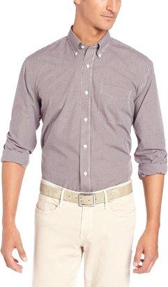Cutter & Buck Men's Long Sleeve Epic Easy Care Gingham Shirt