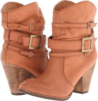 Mia Dawn (Luggage) - Footwear