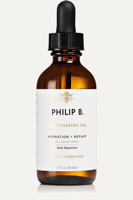 Philip B - Rejuvenating Oil, 60ml - Colorless $30 thestylecure.com