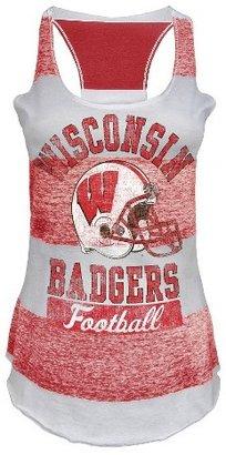 KNIGHTS APPAREL NCAA Juniors Tank Wisconsin